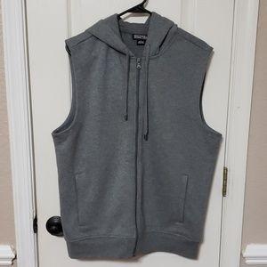 Michael Kors men's hoodie vest